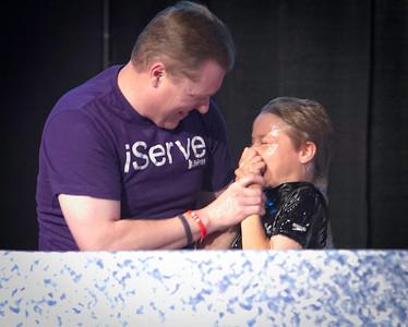 Luri Baptism
