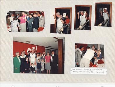 4-23-1993 Don Flippin Retorement @ Loma Linda CC