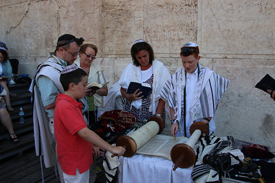 Itai Shrell Fox bar mitzvah