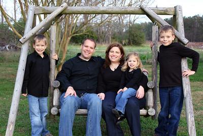 Pixler Family Fall Session