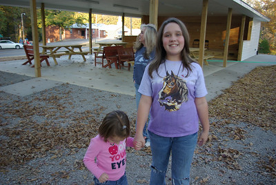 Walnut Grove hayride 2010