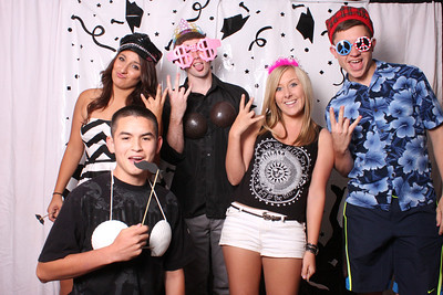 Graduation Party 2014 for Dustin, Kaylee & Jake