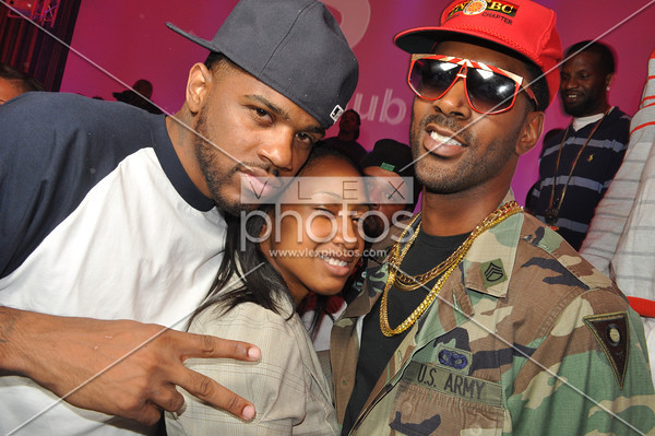 OJ Mayo Birthday Celebration 11.10.11