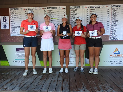 US Women's Amateur Sectional