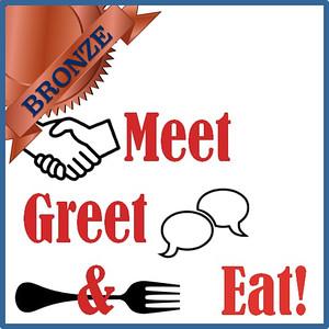 97152 Meet greet and eat bronze