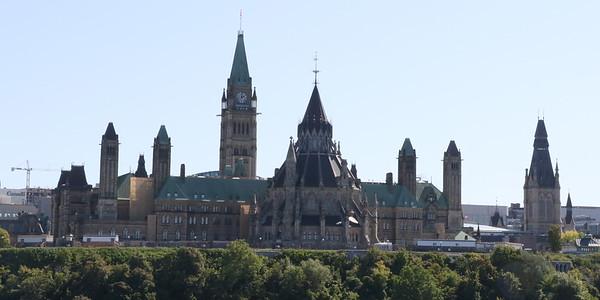 Canadian Federal Parliament, Ottawa - 16 September 2019