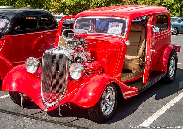 COOL CARS at COOLRAY FIELD Oct 2019