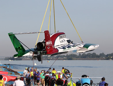 Tri-Cities 2019 Unlimited and Vintage Hydroplanes