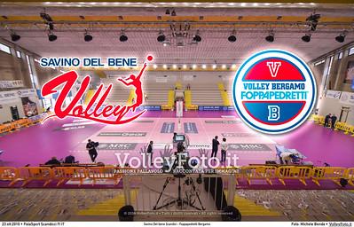 «Savino Del Bene Scandicci - Foppapedretti Bergamo» #A1Fvolley