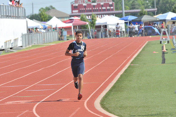 B. T. Striders Pearland 1 2012