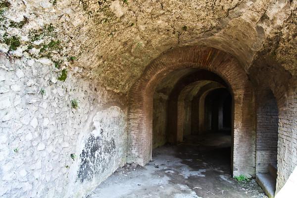 The Forgotten City of Pompeii, Italy - May, 2010