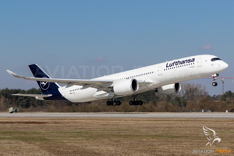 Lufthansa / Airbus A350-900 / D-AIXI