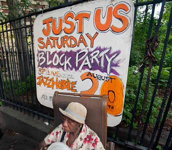Just Us Block Party
