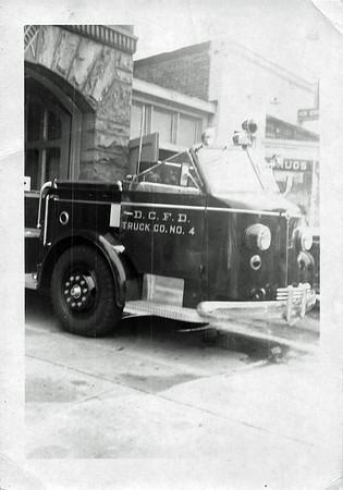 Robert Louis Dungan - DC Fireman