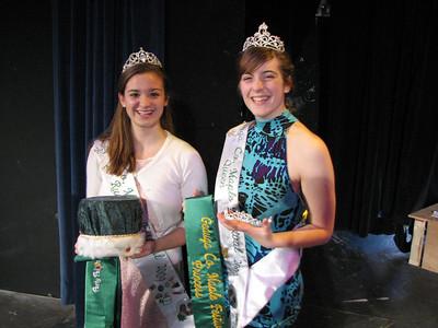 2010 Maple Festival Pageant Practice