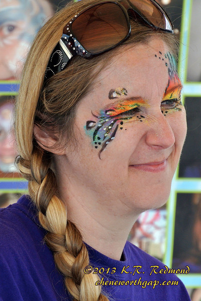 Face Painter (2013 Children's Miracle Network Fundraiser)