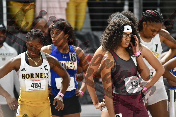 2019 SWAC Indoor Championship @ Birmingham Crossplex  Presented By Coach O Event Management