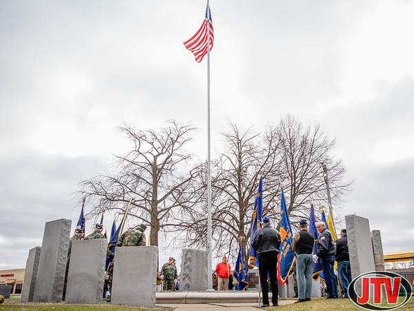 Celebration of Veterans 11-11-20