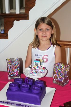 Alexis Turns Six