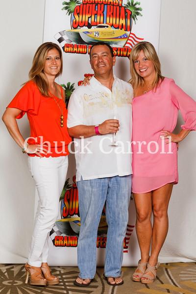 Sarasota Powerboat Grand Prix Individual Portraits at the Hyatt Regency - Sarasota
