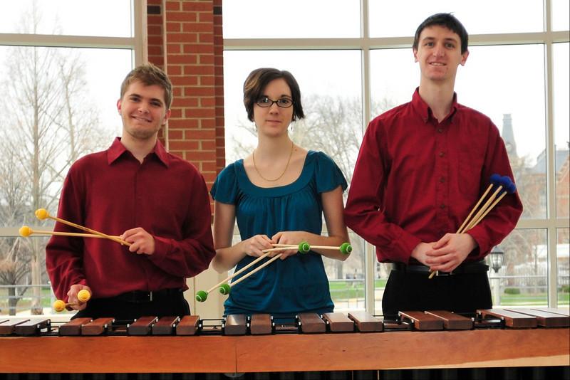DePauw Percussion Ensemble
