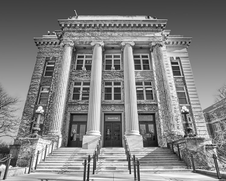 Morrill Hall at University of Minnesota
