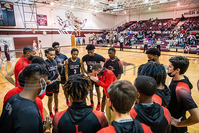 Tyler Legacy High School Men's Basketball vs Whitehouse High School by Michel Alfaro