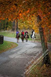 Spook Run Endurance Ride 2013