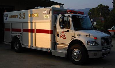 Andrews Rescue Squad