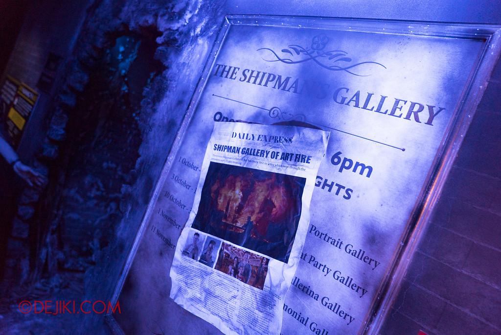 Halloween Horror Nights 6 - Bodies of Work / Shipman Gallery News