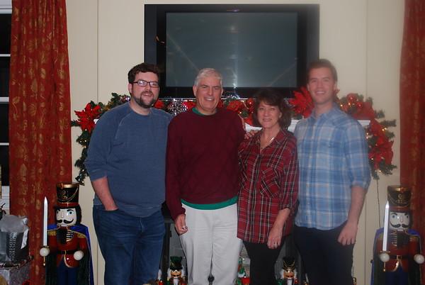 2018-12-25 Christmas Family Photos