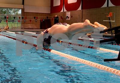 Mason City @ Fort Dodge Girls Swimming
