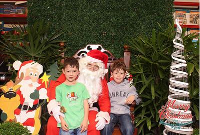 20191214 Bunnings Belconnen Santa Photos