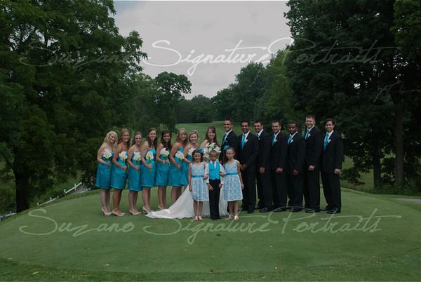 {Meet the Bridal Party}