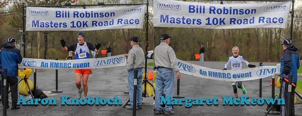 Bill Robinson Master's 10K Championship