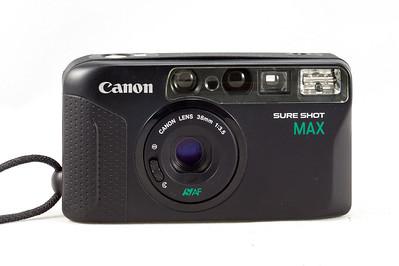 Canon Sure Shot Max, 1991