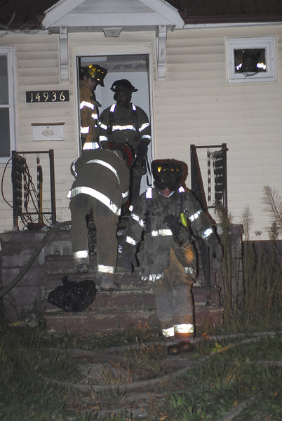 Detroit - Miscellaneous Fires 10-5 to 10-9 2007