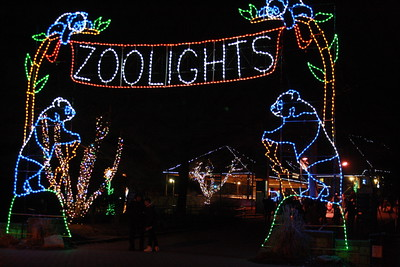 ZooLights 2011 - National Zoo - Smithsonian Institution