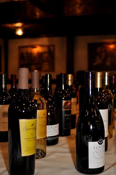 2011 Tunxis Plantation Wine Dinner