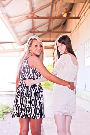 Marleigh & Kelsey