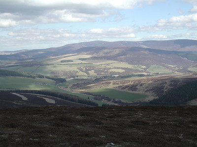 Cairngorms, April 2007