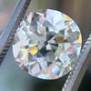 4.11ct Antique Cushion Cut Diamond, GIA N VS1 5