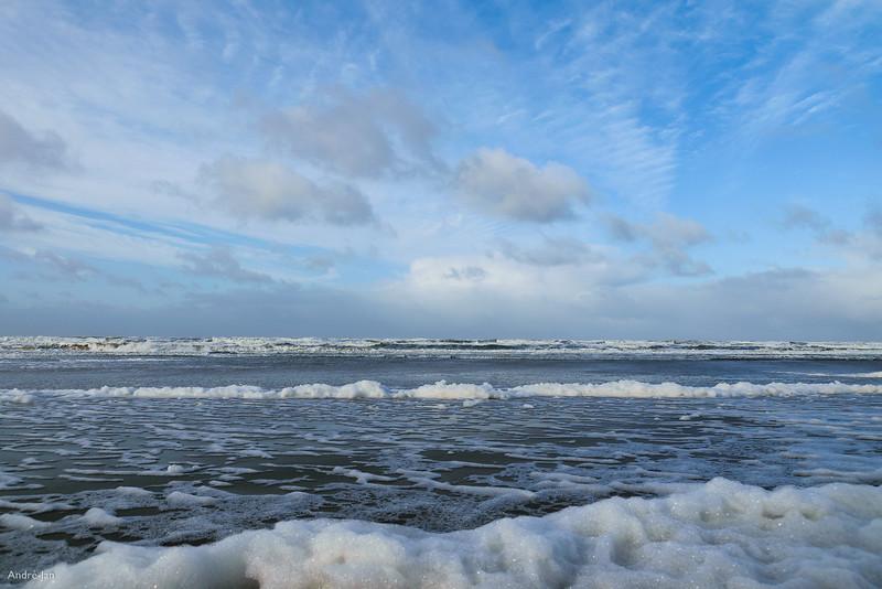 Zee bij Zandvoort