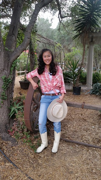 Paige Mrytle Creek Cowgirl Pics 2016