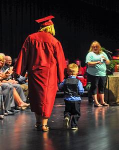High School Graduations 2016