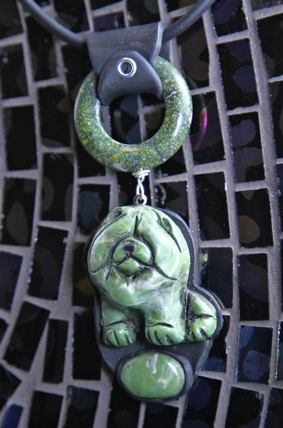 Chow Chow Trunk Show. One of a Kind Jewelry items by Sandra Miller
