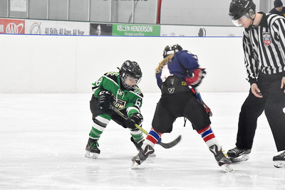 Arrows VS Caps Academy Red (L4-5) 11-24-18