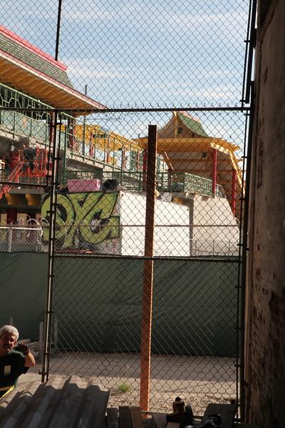 2011, Chinatown Station View