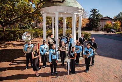 University of North Carolina - Marching Tar Heels