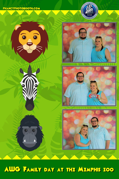 AWG Family day at Memphis Zoo